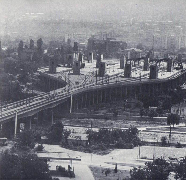 Железничка станица Скопје- Кензо Танге