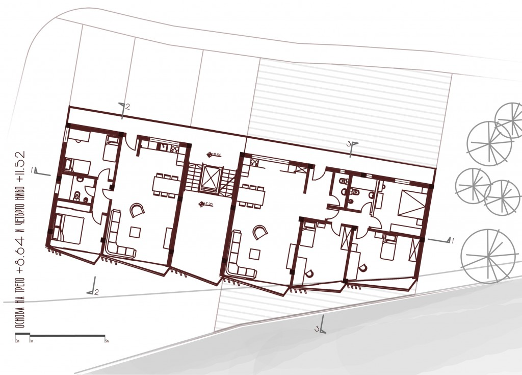 план на трето и четврто ниво
