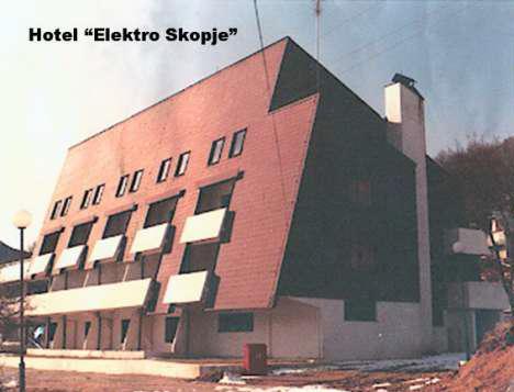 Hotel Elektro Skopje -Radovan R