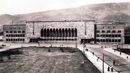 Стара железничка станица Скопје 2