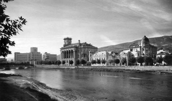 Старото скопје