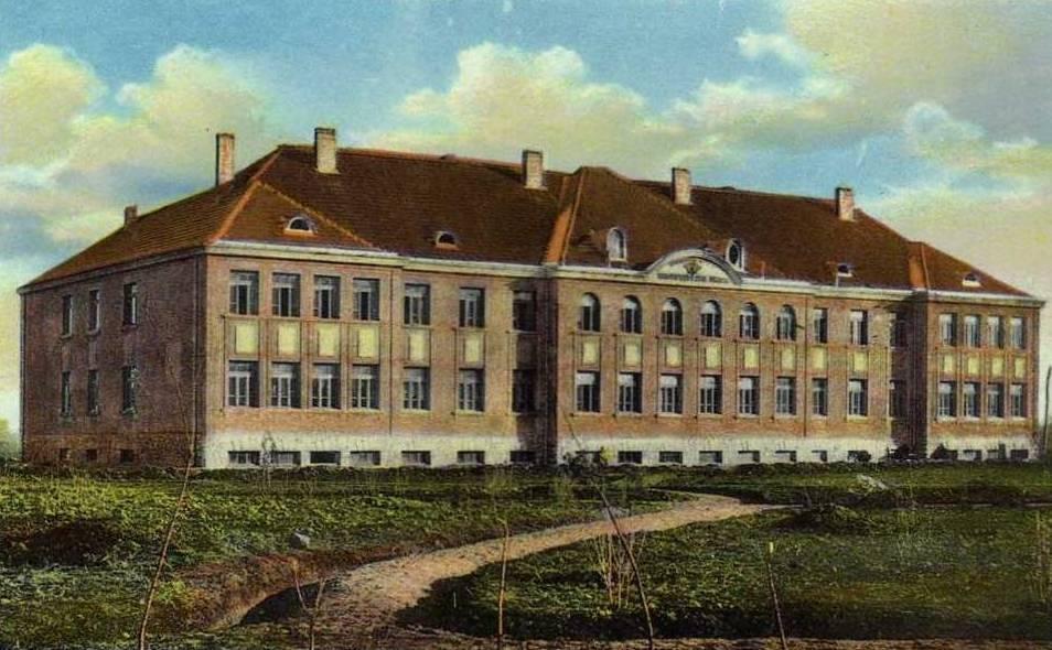 Стара Битола_ деклампе 7 Земјоделско училиште
