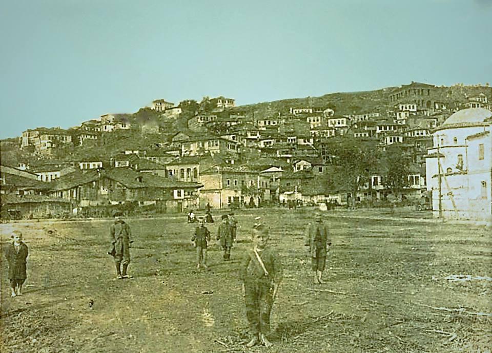 2 Охридскиот плоштад 1917 год