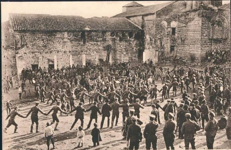 3 Охрид 1917 г - Св. Софија