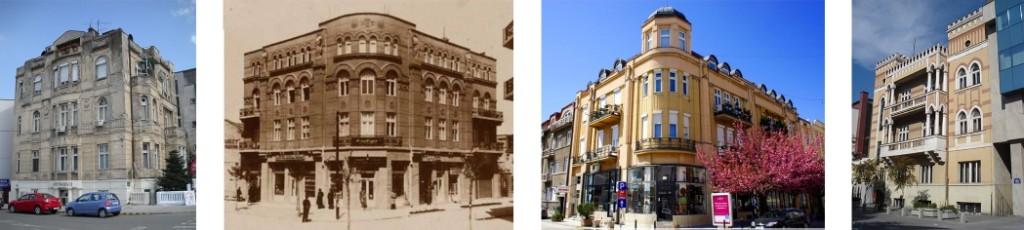 2 - Дел од творештвото на архитектот Иван Артемушкин