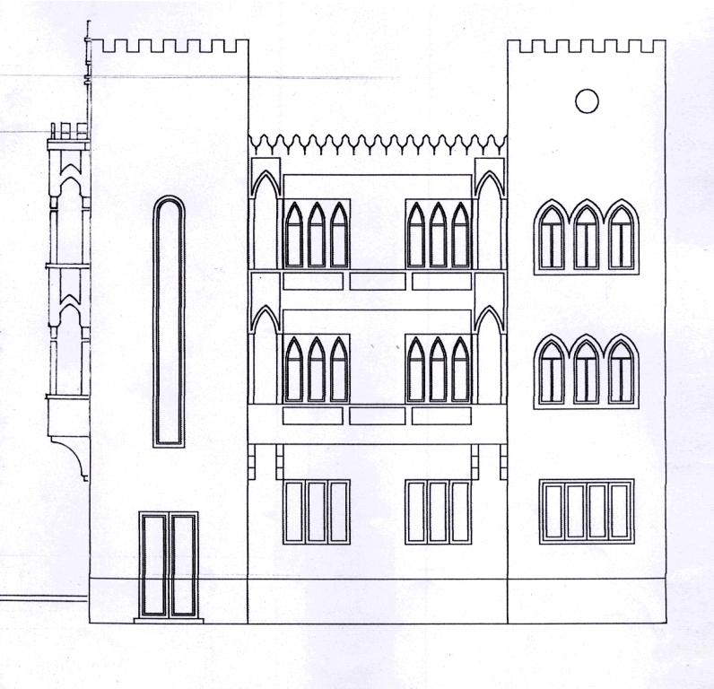 7 - Фасада кон ул. Никола Кљусев