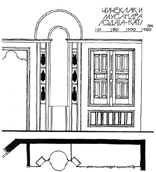 7 Мусанда - куќа на Тренчева Бона