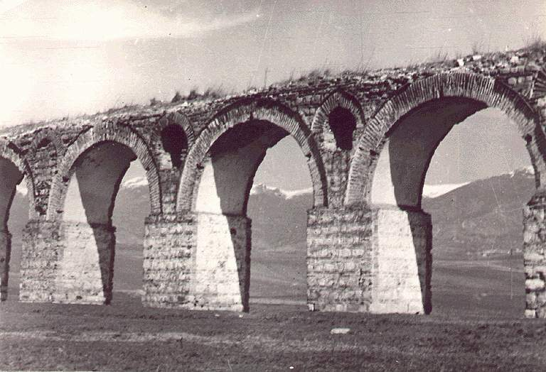 Justinijanov akvadukt-Skopje