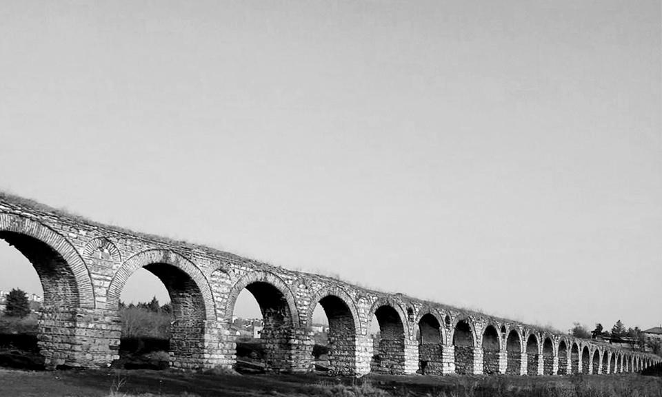 Skopski akvadukt_Filip Koneski