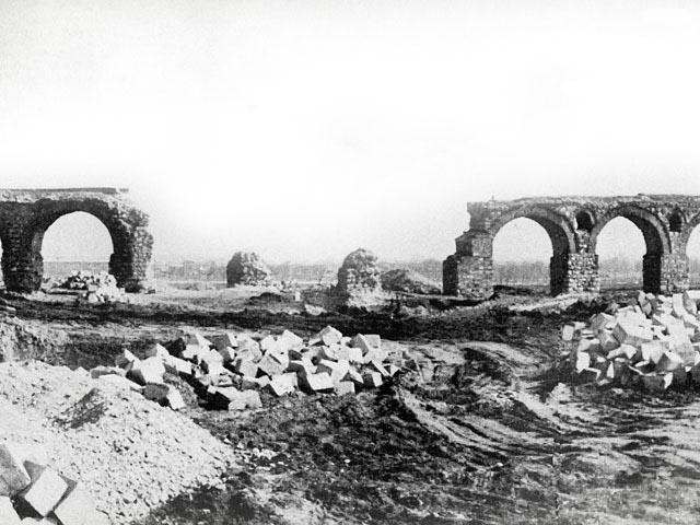 skopski akvadukt rekonstrukcija 2