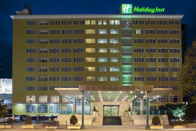 Holiday Inn Skopje.