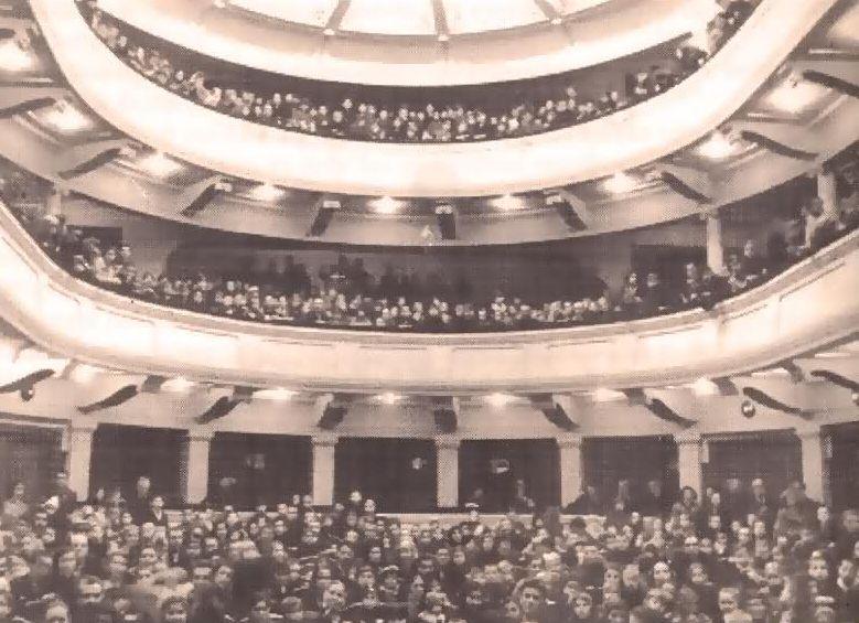 Ентериер - Македонски народен театар 3