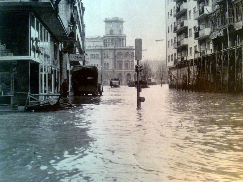 Скопска поплава 1962