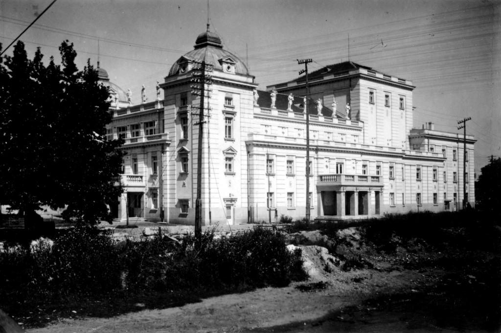 Naroden teatar Skopje 1