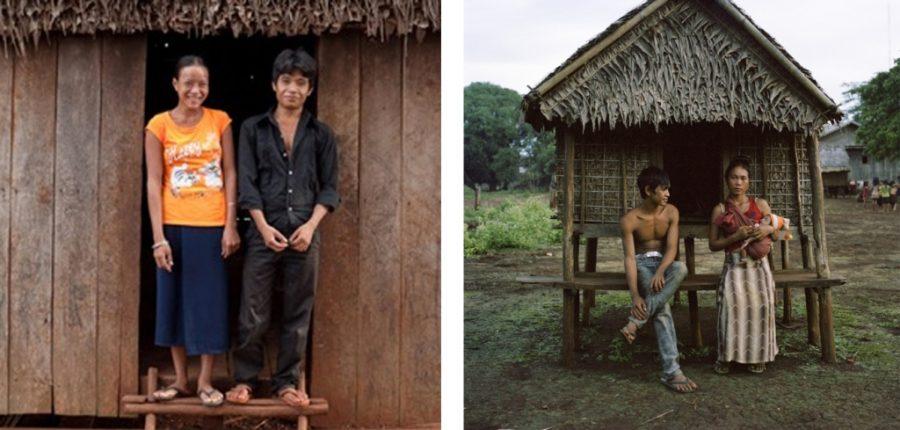 Пр. љубовни колиби - Камбоџа